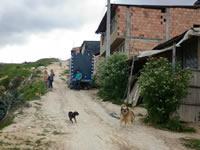 Alcaldía incumple compromisos a comunidad del barrio San Martín