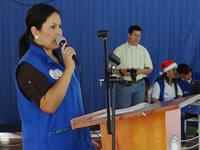 En Silvania se socializa programa de salud oral