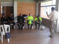 Bomberos Voluntarios de Soacha  llegarán a Ciudad Verde