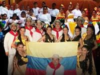 Tradición Colombiana realizó su gala de  fin de año