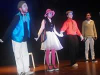 Taller Teatro celebró sus 20 años de vida artística