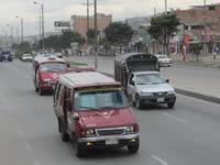 A partir de enero 13, vehículos de servicio público tendrán Pico y Placa en Soacha