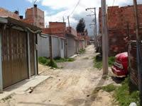Habitantes de San Miguel de la Cañada, sobreviven sin servicios públicos