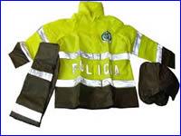 Millonaria inversión para proteger a la Policía del invierno