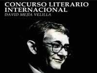 Concurso Literario Internacional David Mejía Velilla