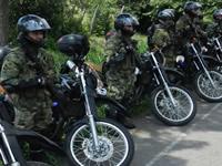 Vehículos para el ejército reforzarán seguridad en Cundinamarca