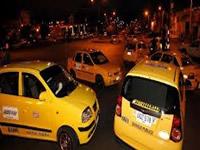 Taxistas levantan bloqueos en Bogotá