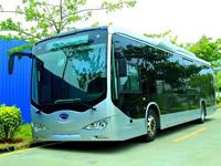 Hoy firman convenio de buses eléctricos para Bogotá