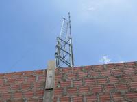 Comunidad de  León XIII se opone a construcción de antena en su sector