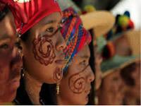 Bosa tendrá  'Hatun Puncha', festival indígena