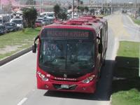 Versiones encontradas frente al servicio de Transmilenio en Soacha