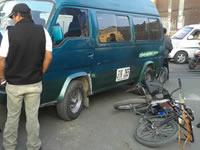 Cicloruta en Soacha amenaza seguridad de ciclistas, peatones y conductores