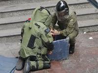 Localizan y destruyen explosivos en Guayabetal