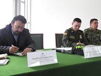 Policía de Soacha lanza estrategia interinstitucional de seguridad