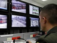 Bosa presentó proyectos de Cámaras de seguridad
