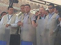 De 'asesino' fue tildado Uribe en Soacha