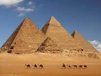 Proponen nueva teoría sobre las pirámides de Egipto