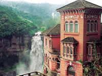 Salto del Tequendama  es portada en la nueva guía turística de Cundinamarca