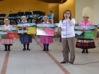 Min Cultura entregó salón de danzas en Bojacá