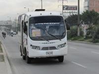 Inconformes los Transportadores de Soacha por cambio de recorridos