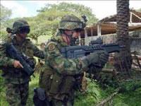 Presunto intento de toma guerrillera en Cabrera