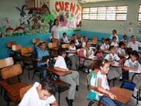 Miles de estudiantes cundinamarqueses aún no se han matriculado