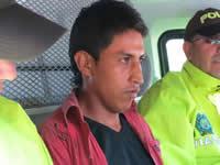 Policía captura a presunto extorsionista en Soacha