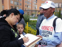 Aceleran recolección de firmas para revocarle el mandato al alcalde de Soacha