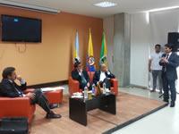 Se realizó II encuentro regional centro oriente en Mosquera