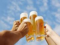 Beber cerveza no es tan malo