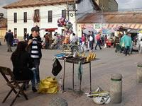 El desorden y el caos que  patrocina  la Alcaldía de Soacha
