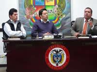 Alcalde de Madrid instala sesiones ordinarias
