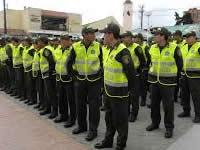 Policía de Soacha participó  en rendición de cuentas ante presidente Santos