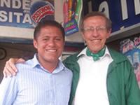 Navarro Wolf socializó en Soacha sus  ideas políticas