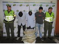 Incautan cripi que sería distribuido en Soacha y Bogotá