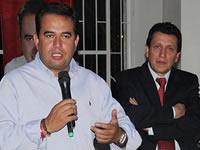 Jorge  Enrique González ratificó su compromiso con Soacha y Cundinamarca