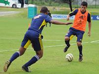 Se siguen buscando talentos del fútbol