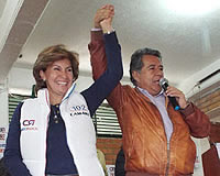 Concejal Eleazar González ratifica su apoyo a Betty Zorro