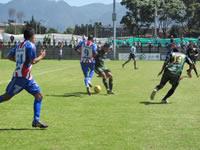 Comienza  hexagonal  de fútbol copa ciudad de Soacha