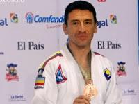 Wilson Álzate se coronó campeón de la copa ciudad de México en Jiu Jitsu