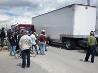 Soacha, segunda ciudad de Cundinamarca con mayor riesgo de accidentalidad