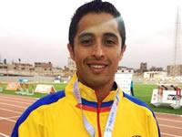 Un zipaquireño estará en los juegos deportivos Suramericanos