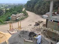 En Chía adelantan revisión de obras de infraestructura