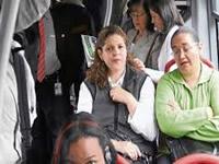 Proponen reservar asientos de Transmilenio para las mujeres