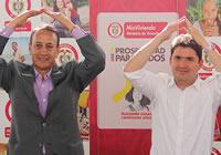 Minvivienda inaugura sala de ventas para beneficiarios VIPA en Tocaima y Soacha