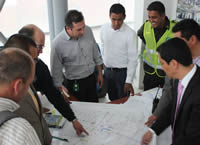 Se evalúa plan de contingencia vial para Cajicá