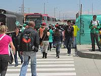 Congestión en Soacha es culpa del alcalde y del gobernador: Ministra de Transporte