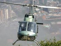 Bogotá tendrá taxi helicóptero