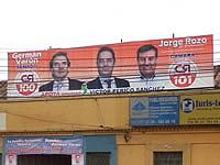 Partidos se resisten a cumplir decreto que reglamenta publicidad electoral