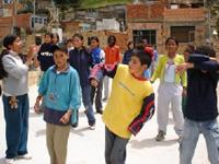 Oportunidades de prevención y formación para jóvenes de Soacha